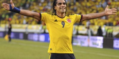 Colombia: Radamel Falcao Foto: Getty Images
