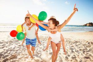 Viajen a la playa Foto:Getty