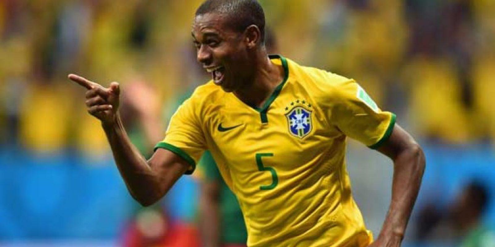 Brasil: Fernandinho Foto:Getty Images
