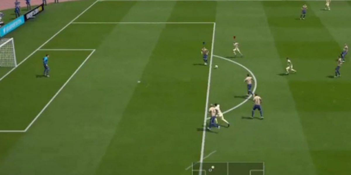 El Pumas-América ya tiene ganador en la simulación de FIFA 16
