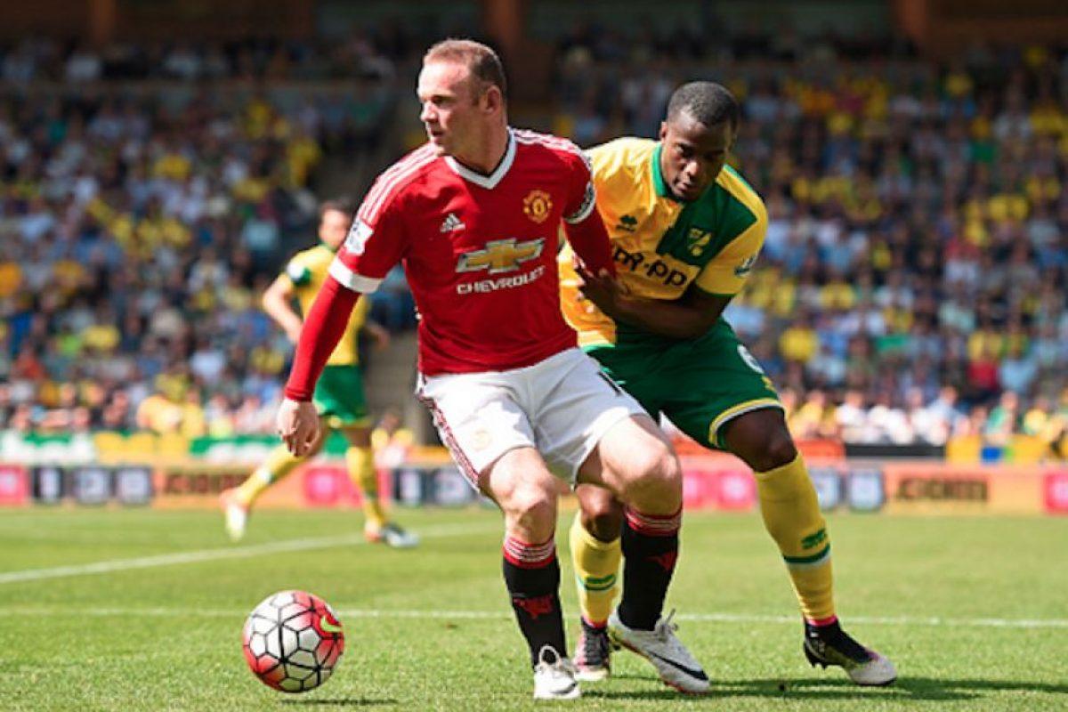 Wayne Rooney. Foto:Getty Images