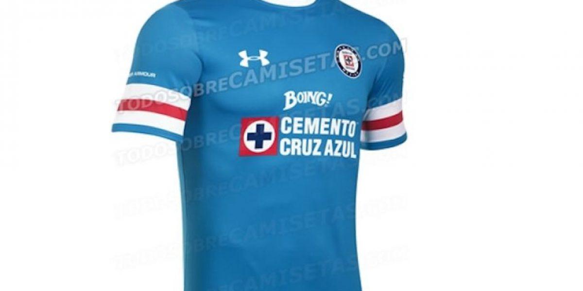FOTOS: Filtran la posible nueva indumentaria de Cruz Azul