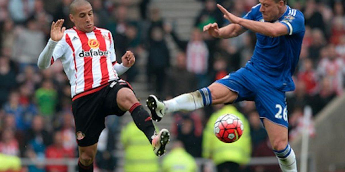 Chelsea cae ante Sunderland; Terry se perderá el último partido