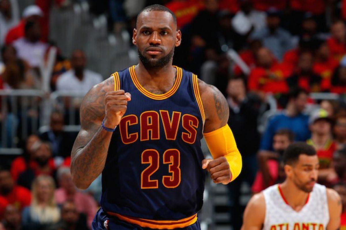 Cavaliers se ponen a una victoria de la final de conferencia Foto:Getty Images