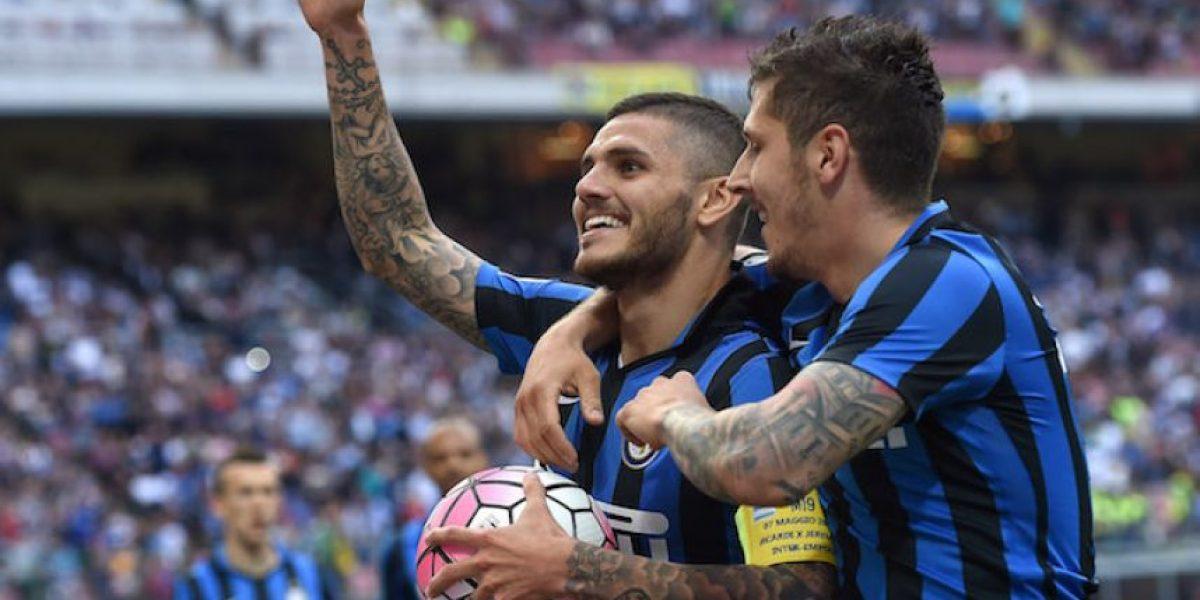 El Inter vence al Empoli y asegura su lugar en la Europa League