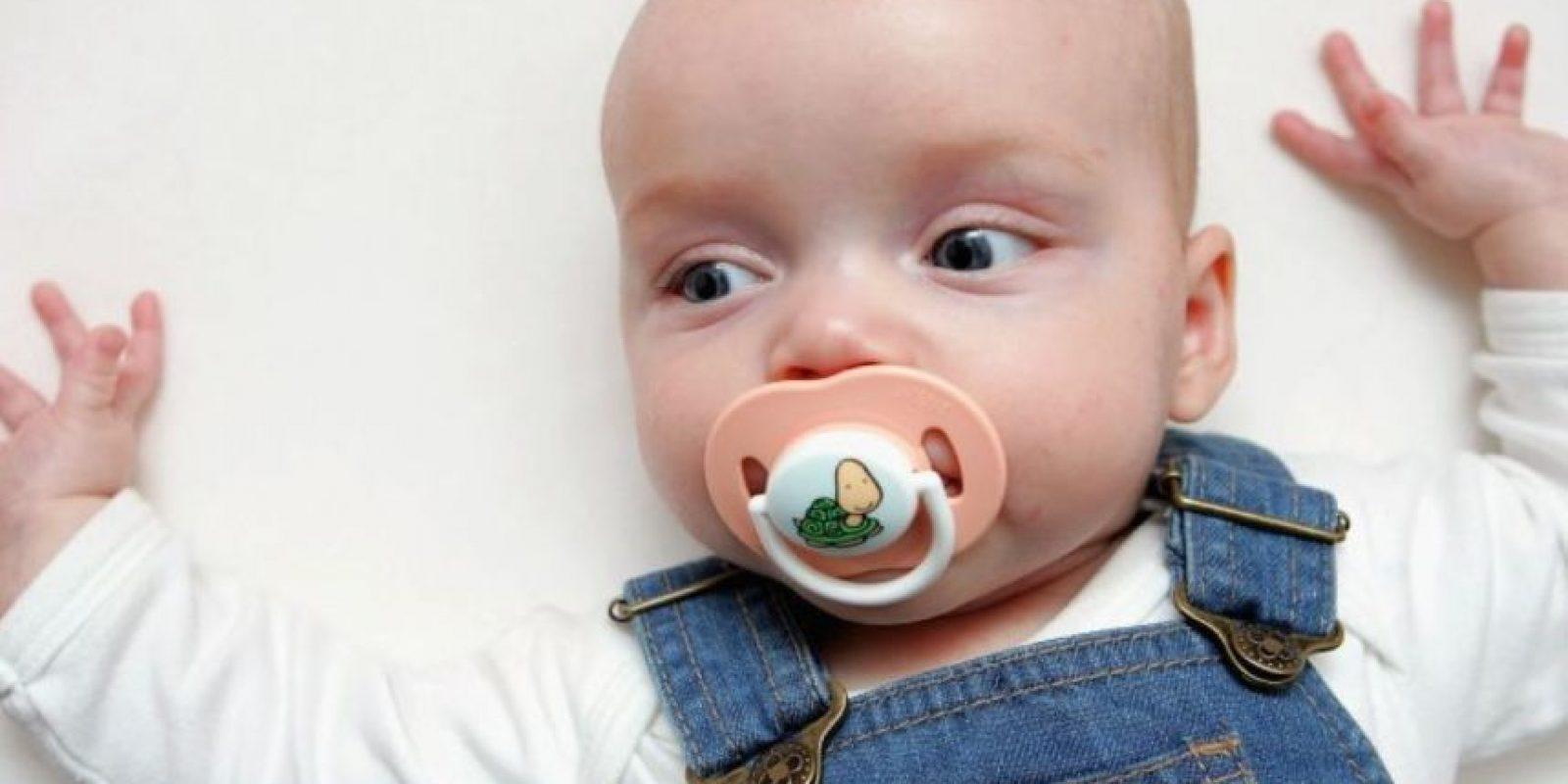 """""""Mi hijo a la derecha de 16 meses y el hijo de mi amiga a la izquierda, de 18 meses. Foto:Getty Images"""