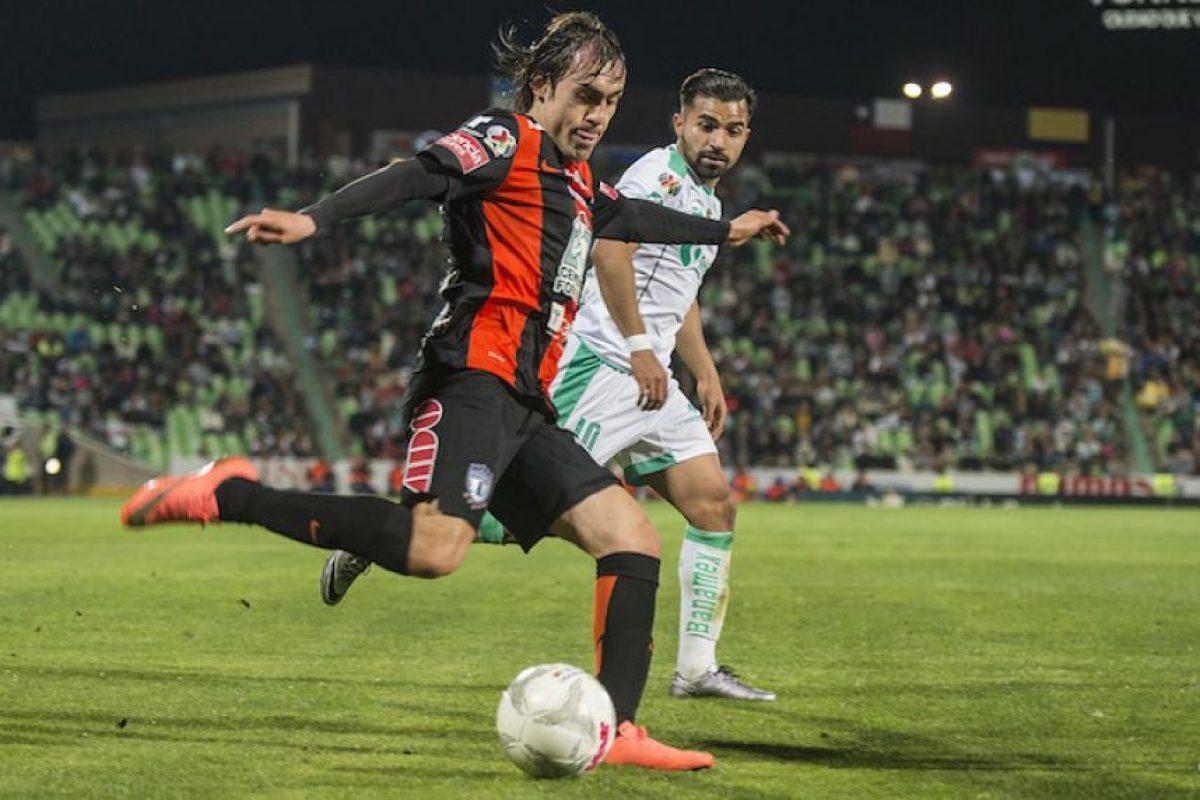 Pachuca vs Santos Foto:Mexsport