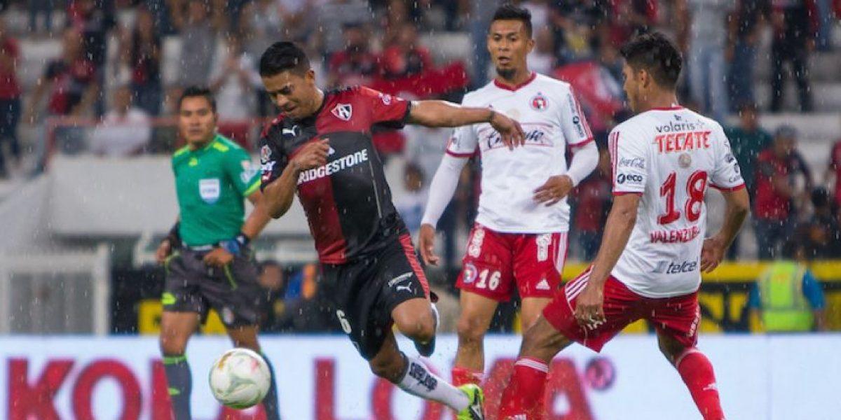 Atlas y Tijuana cierran el Clausura 2016 con insípido empate