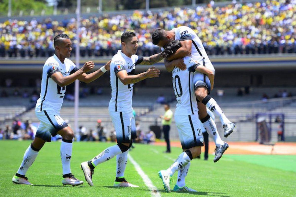 América igualó con Pumas y chocará con Chivas en cuartos Foto:Mexsport