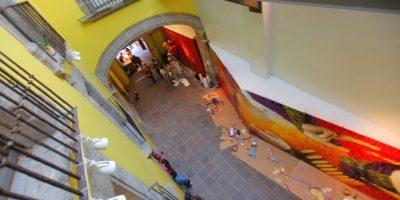 Centro Cultural de España en México. Foto:www.facebook.com/ccemx.org