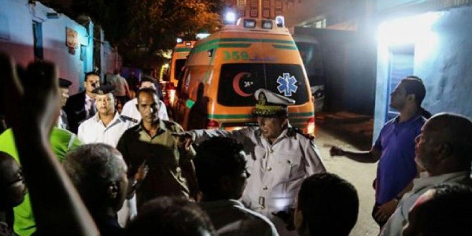 """La diplomática fue a Egipto para """"obtener la información de primera mano que permita aclarar las circunstancias de este deplorable acontecimiento"""". Foto:AP"""