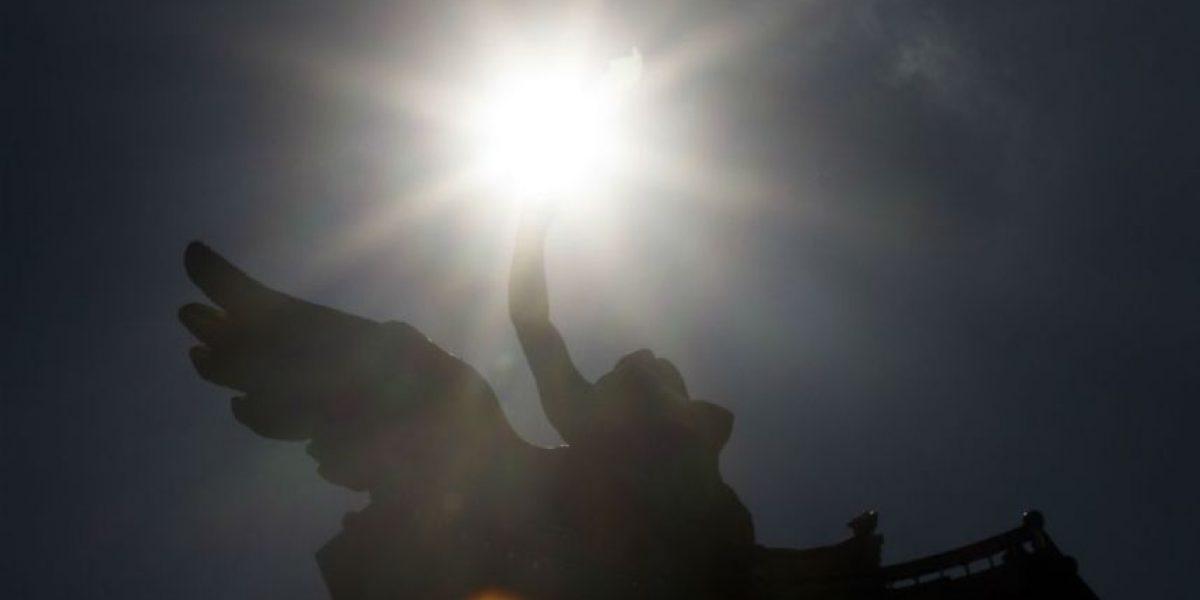 Valle de México registra mala calidad del aire y radiación extremadamente alta