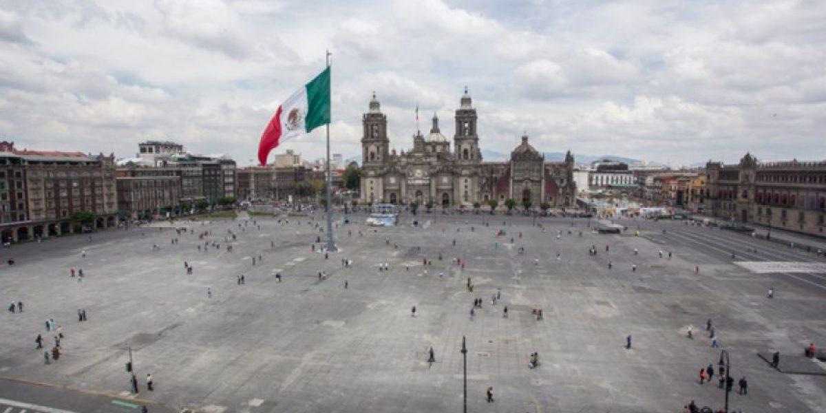 Planean que Zócalo de la CDMX sea peatonal en julio