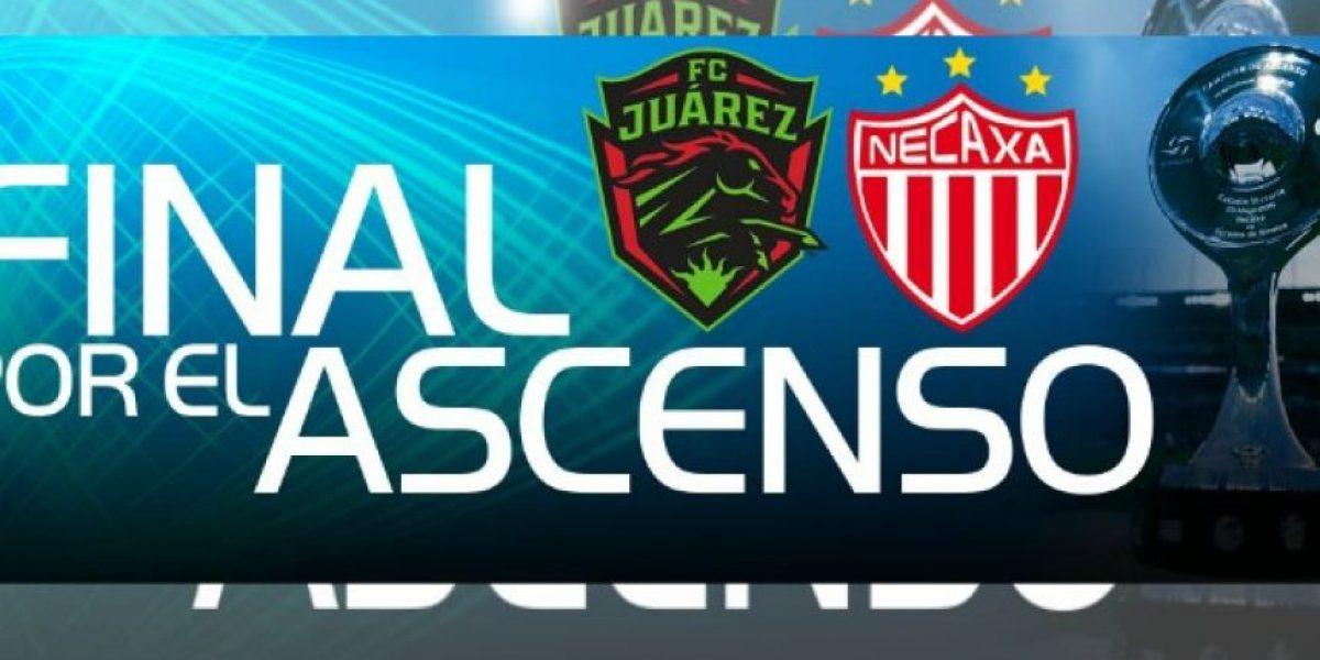 FC Juárez vs. Necaxa: Queda definida la Final por el ascenso a Primera División