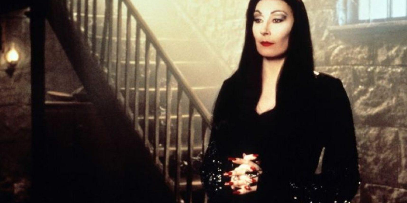 A. Sí, cool y todo. B. Nunca. C. En algunas cosas. D. En su carrera, como madre no. Foto:vía Paramount