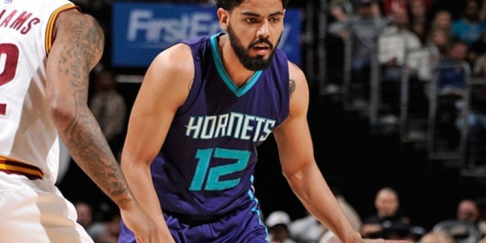 Gutiérrez volvió a ser llamado por un equipo NBA, esta vez los Hornets requirieron de sus servicios en la campaña 2015-16 y con el equipo disputó los playoffs aunque fueron eliminados en la primera ronda. Foto:Archivo