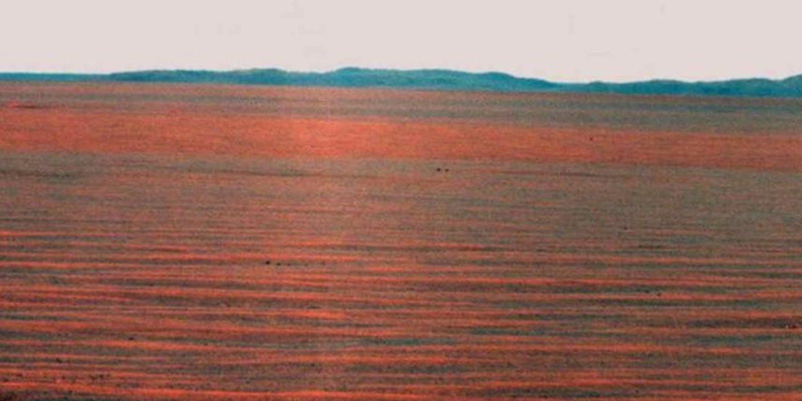 La Antártida es lo más parecido a Marte que conoce el ser humano. Foto:NASA