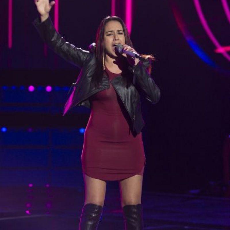 Jimena Bautista ya es parte del equipo Trevi gracias a su interpretación del tema Feeling good Foto:Televisa