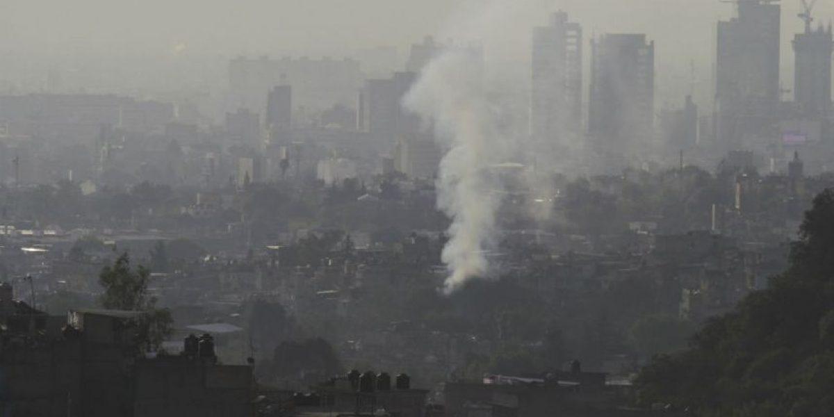 Valle de México se salva de contingencia; contaminación baja a 133 puntos