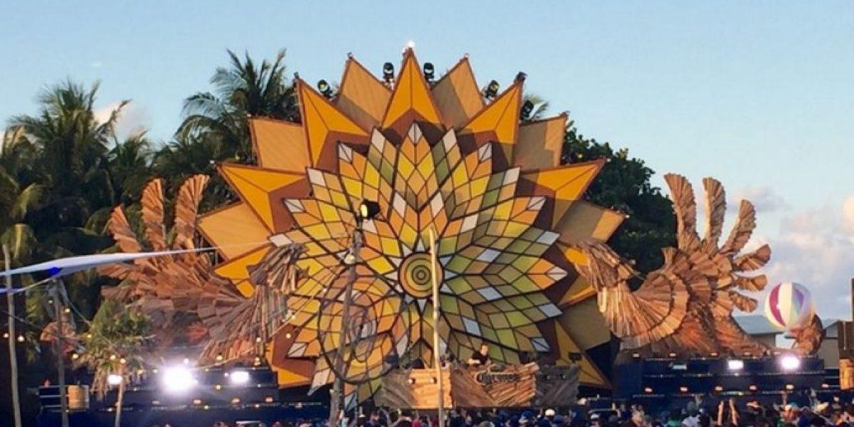 Primera parada de Corona Sunsets baña de beats a más de seis mil personas