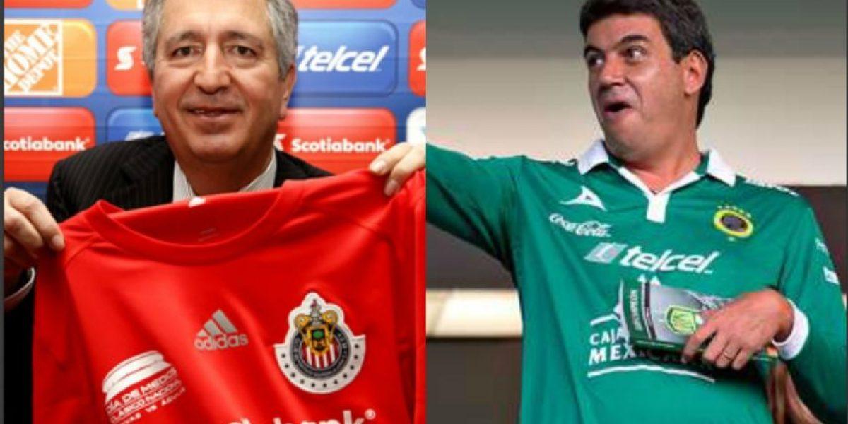 Jorge Vergara y Arturo Elias Ayub protagonizarán reality show