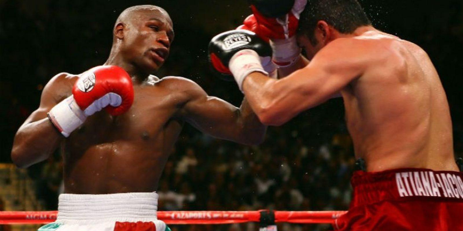 Sería una pelea soñada que dejaría millones de dólares Foto:Getty Images