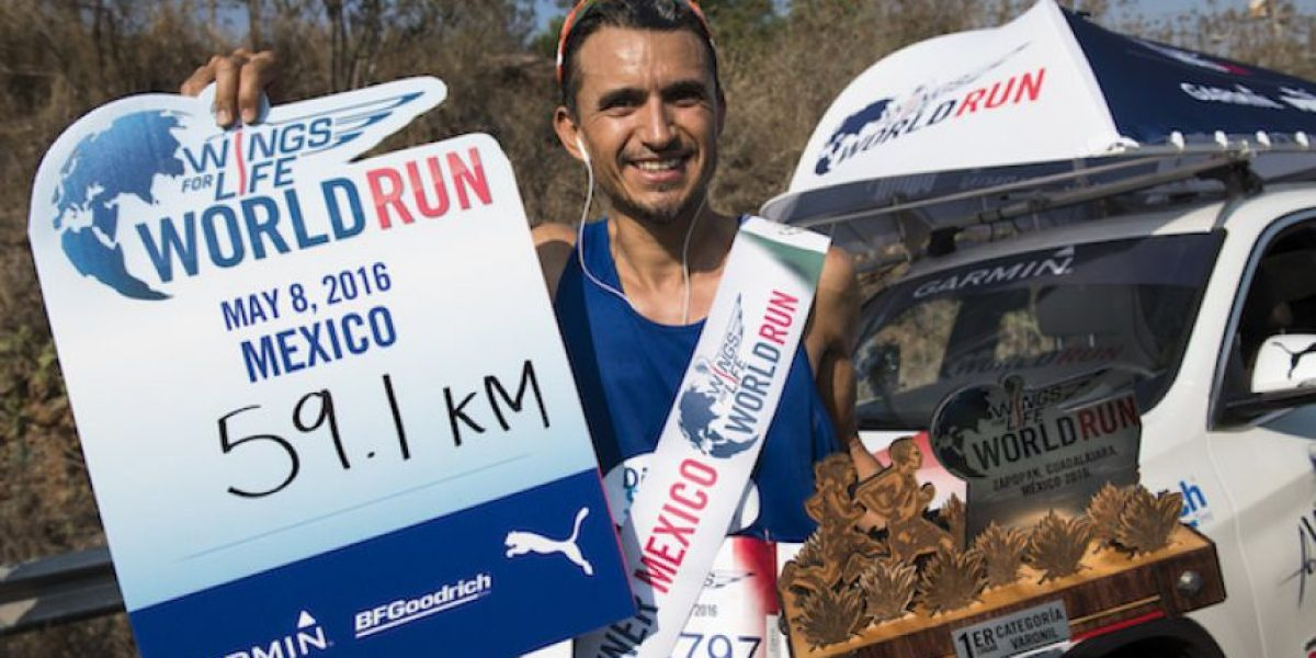 VIDEO: Guadalajara recibió la Wings For Life World Run