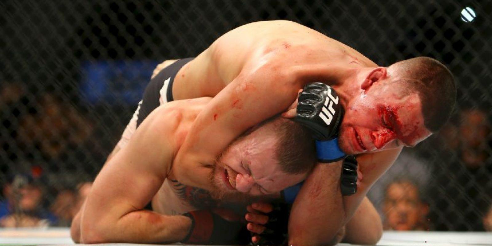 Y aseguró que dejaba las artes marciales mixtas Foto:Getty Images