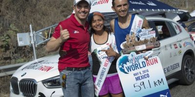 Guadalajara recibió la Wings For Life World Run Foto: Cortesía Cuadrante