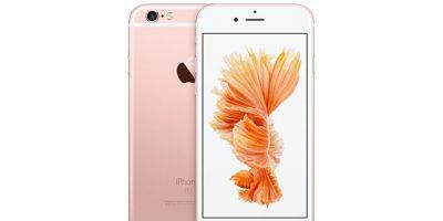 iPhone 6s Foto:Especial