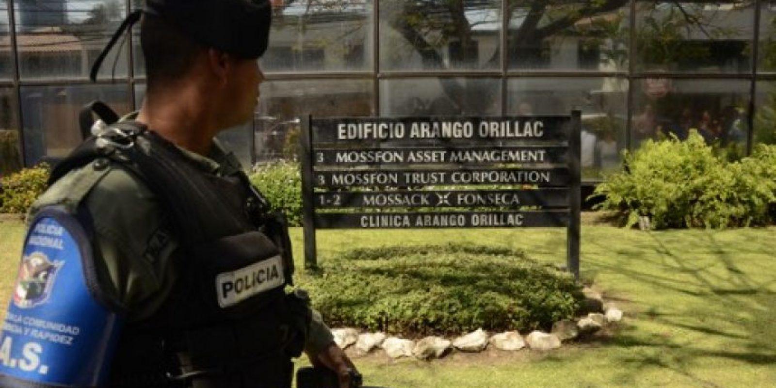 Mossack Fonseca tiene más de 35 sucursales alrededor del mundo y así como ocultaban dinero de figuras mundiales, lo hacían para narcos y otras figuras de dudosa reputación. Foto:AFP