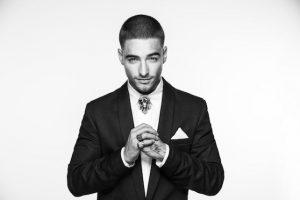 Maluma es el cantante más exitoso en redes sociales Foto:MTV