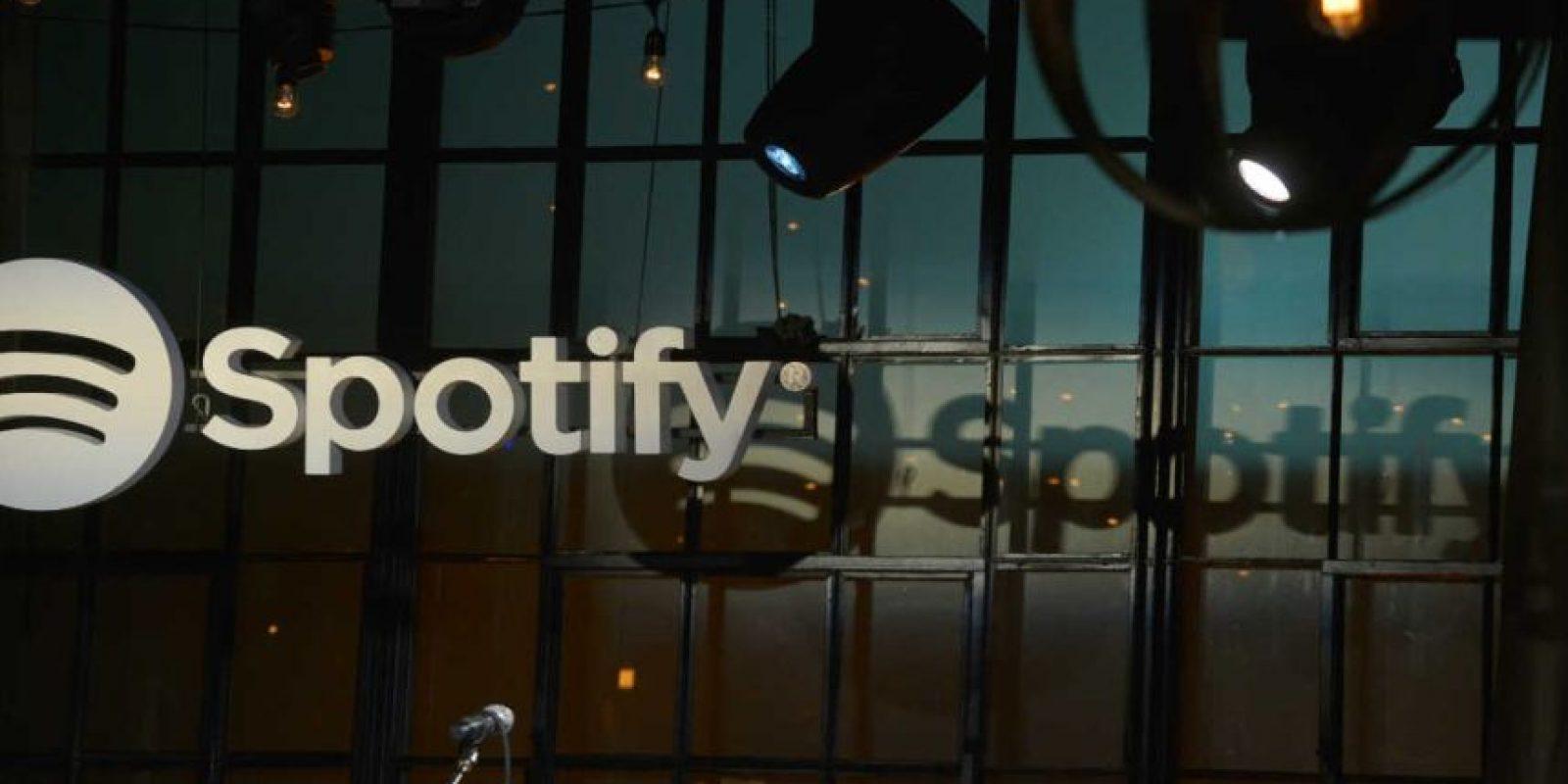 Spotify Video se encuentra disponible sólo para usuarios premium. Foto:Getty Images