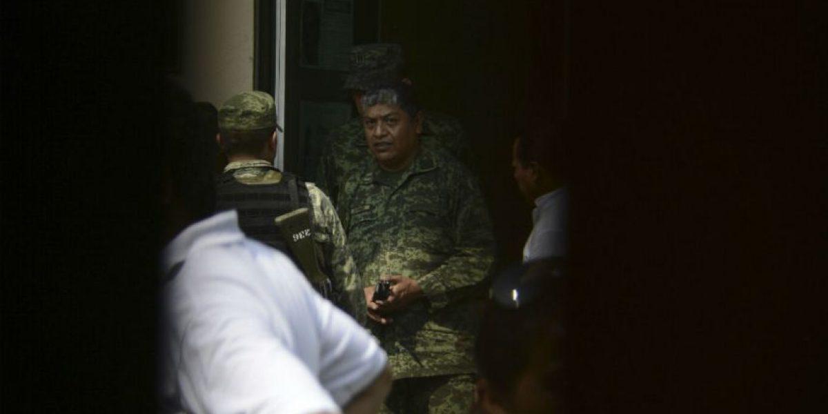 Ejército toma el control del C4 en Guerrero
