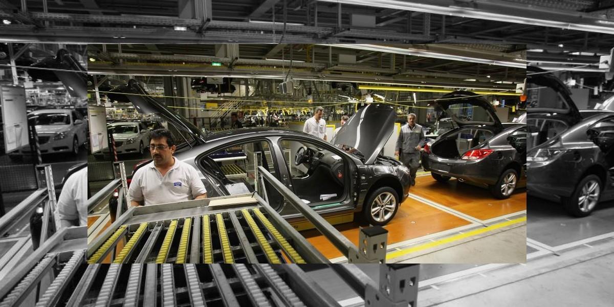 Exportación de autos cae 7.4% en 4 meses