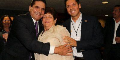 El gobernador de Michoacán, Silvano Aureoles Foto:Especial