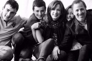 José Antonio Meade con la madre de sus hijos Foto:Especial