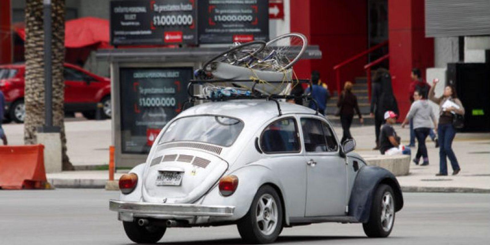Se busca que autos que contaminan menos circulen más y viceversa Foto:Archivo Cuartoscuro