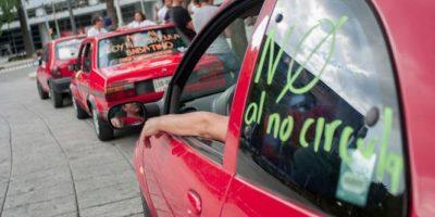En el segundo semestre del año pasado un millón 706 mil autos con holograma Uno y Dos pasaro a Cero Foto:Archivo Cuartoscuro