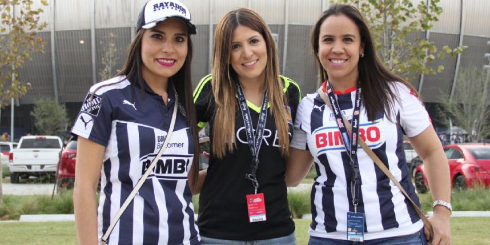 El Bronco instó a las aficiones a convivir en esta fiesta del futbol. Foto:Israel Salazar