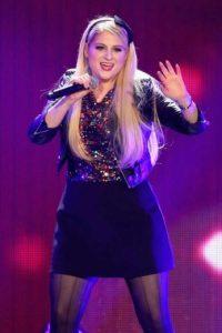 En 2014 ganó el premio American Music Award como mejor nueva artista del año. Foto:Getty Images