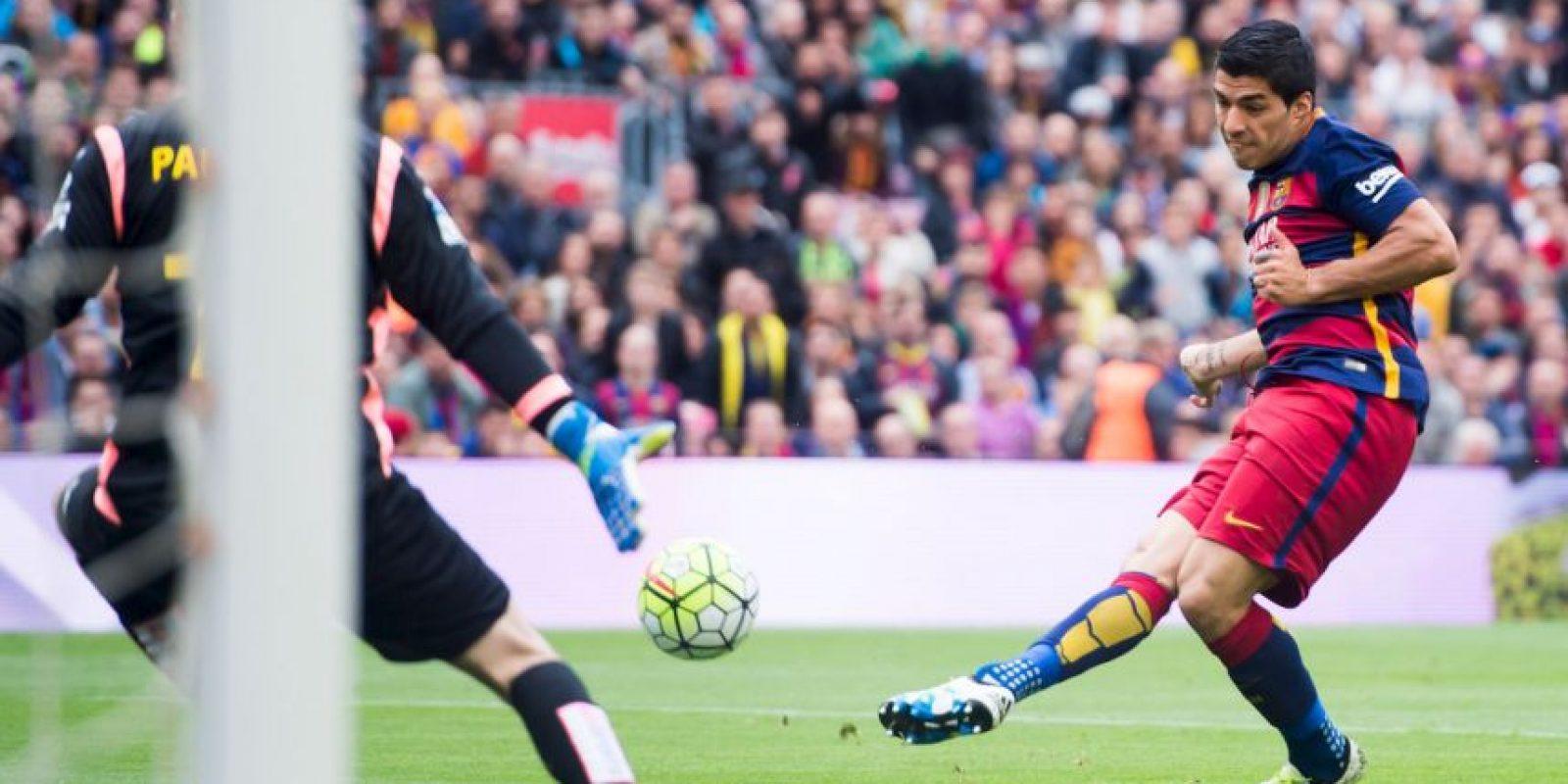 1. Luis Suárez Foto:Getty Images