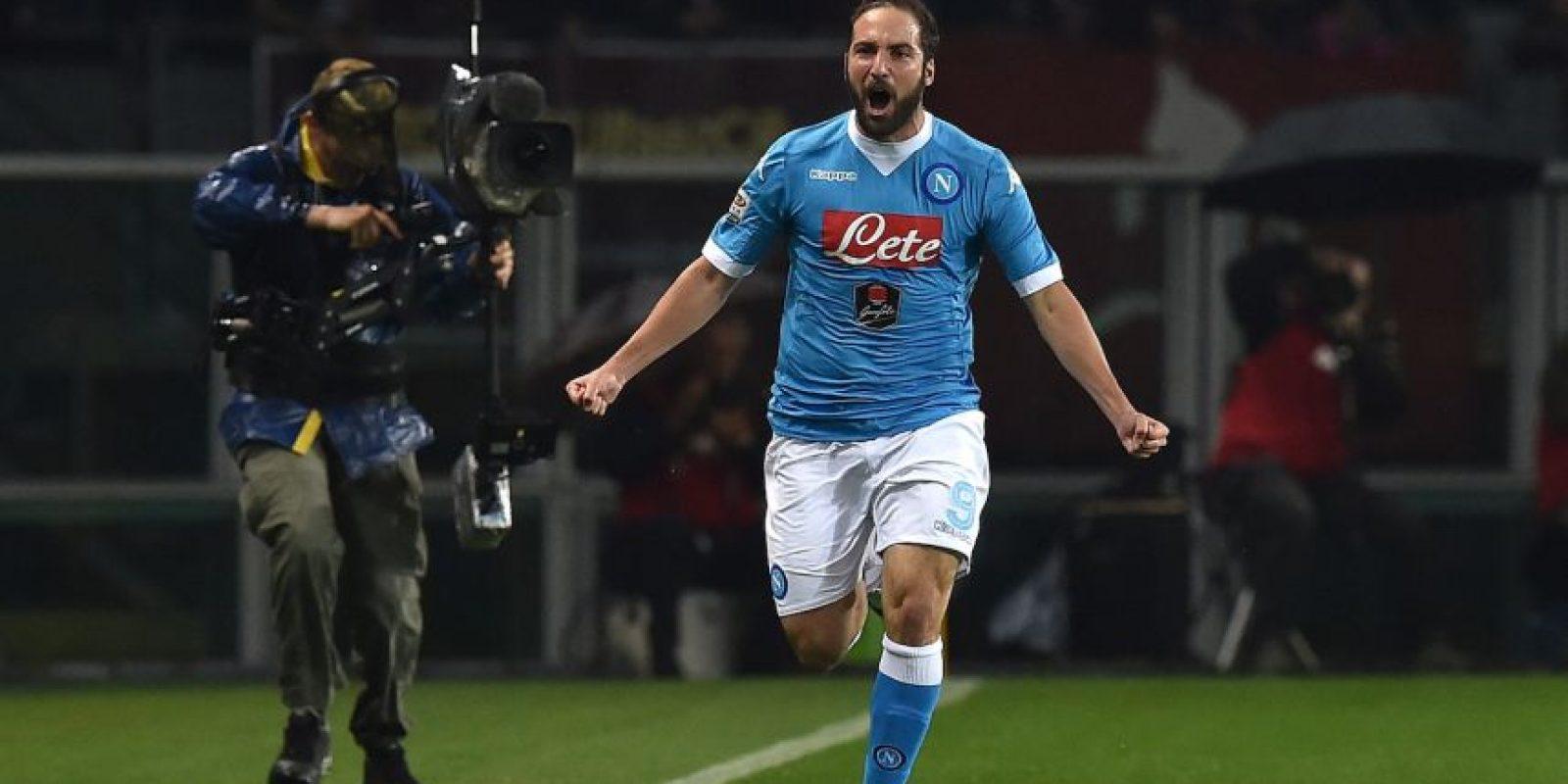 Al igual que el luso debe marcar cuatro dianas para empatar a Suárez y esperar que el charrúa no marque Foto:Getty Images