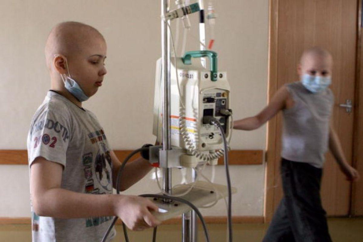 El cáncer de mama, el cáncer de pulmón y el cáncer de colon, que suelen afectar a los adultos, son extremadamente raros en los niños. Foto:Getty Images