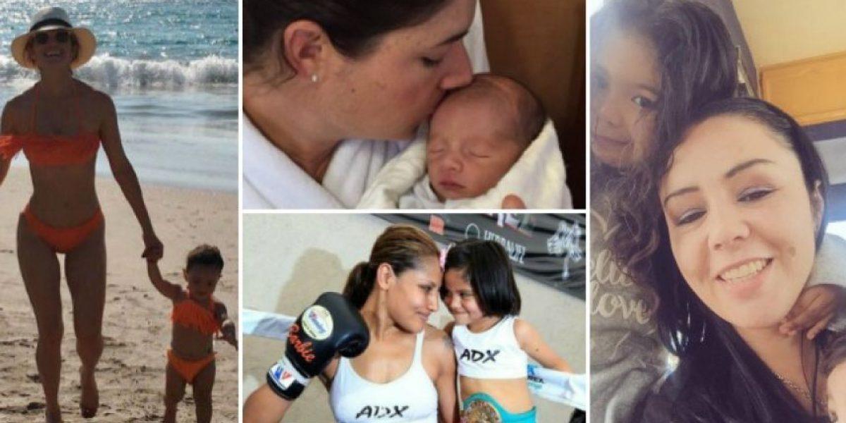 ¡Feliz día! Las madres mexicanas, ejemplo de grandeza en el mundo del deporte