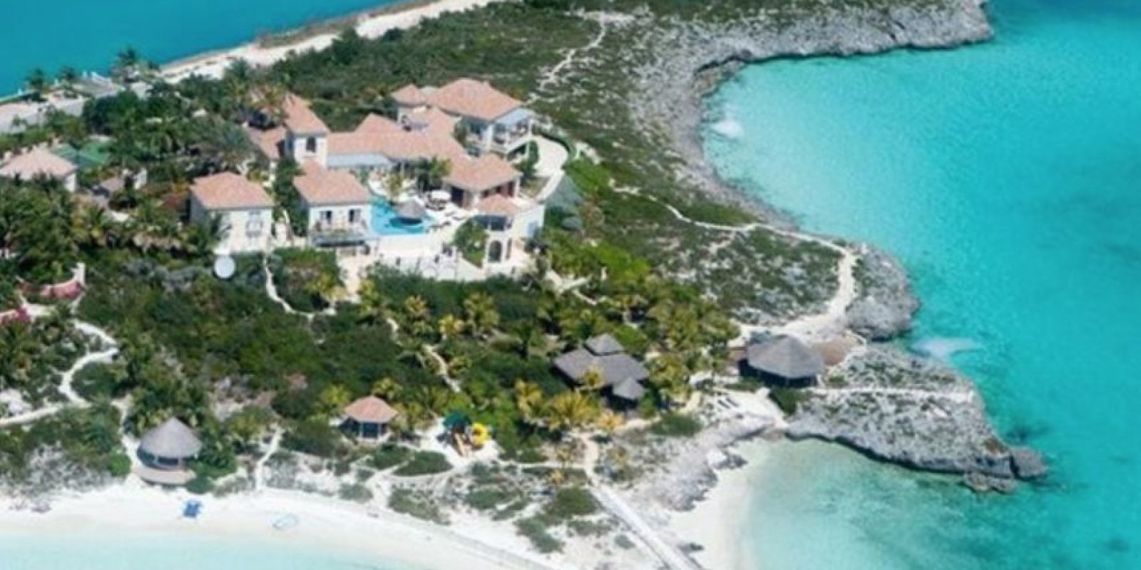Así es la mansión de Prince que tiene 10 habitaciones Foto:suntci