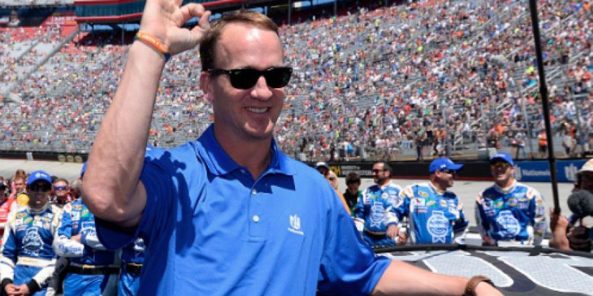 Manning sorprende