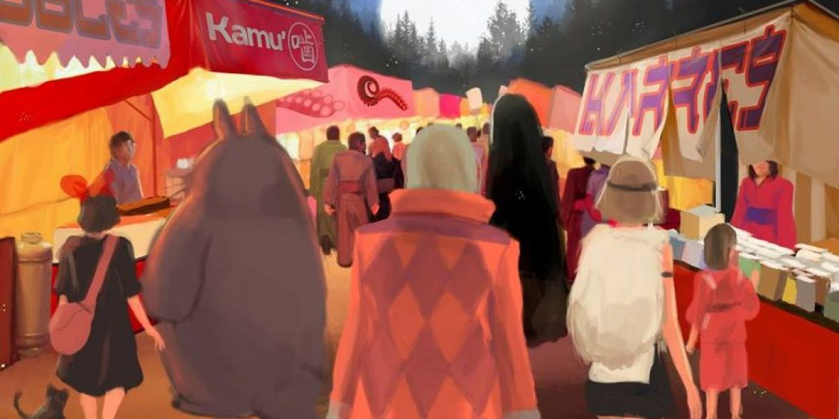 Preparan festival ideal para los fanáticos de Miyazaki en la CDMX