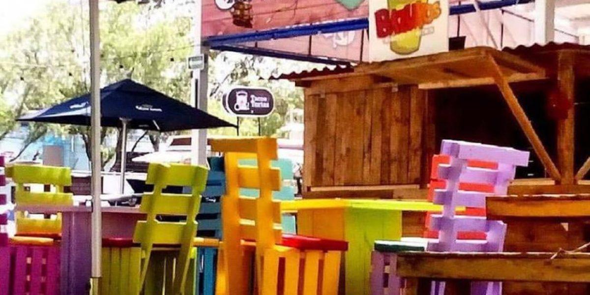 Abren el primer parque de food trucks en México