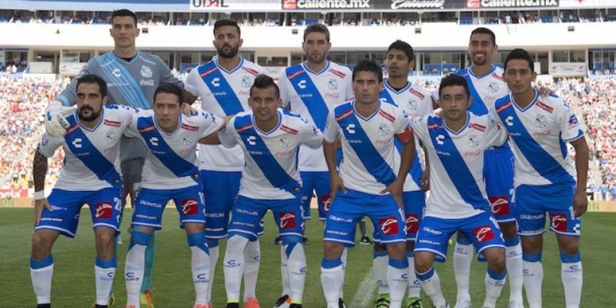 FOTO: Puebla cambia de logo para el Apertura 2016